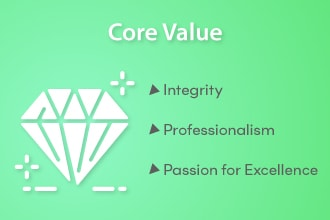 Core Value of G Bank