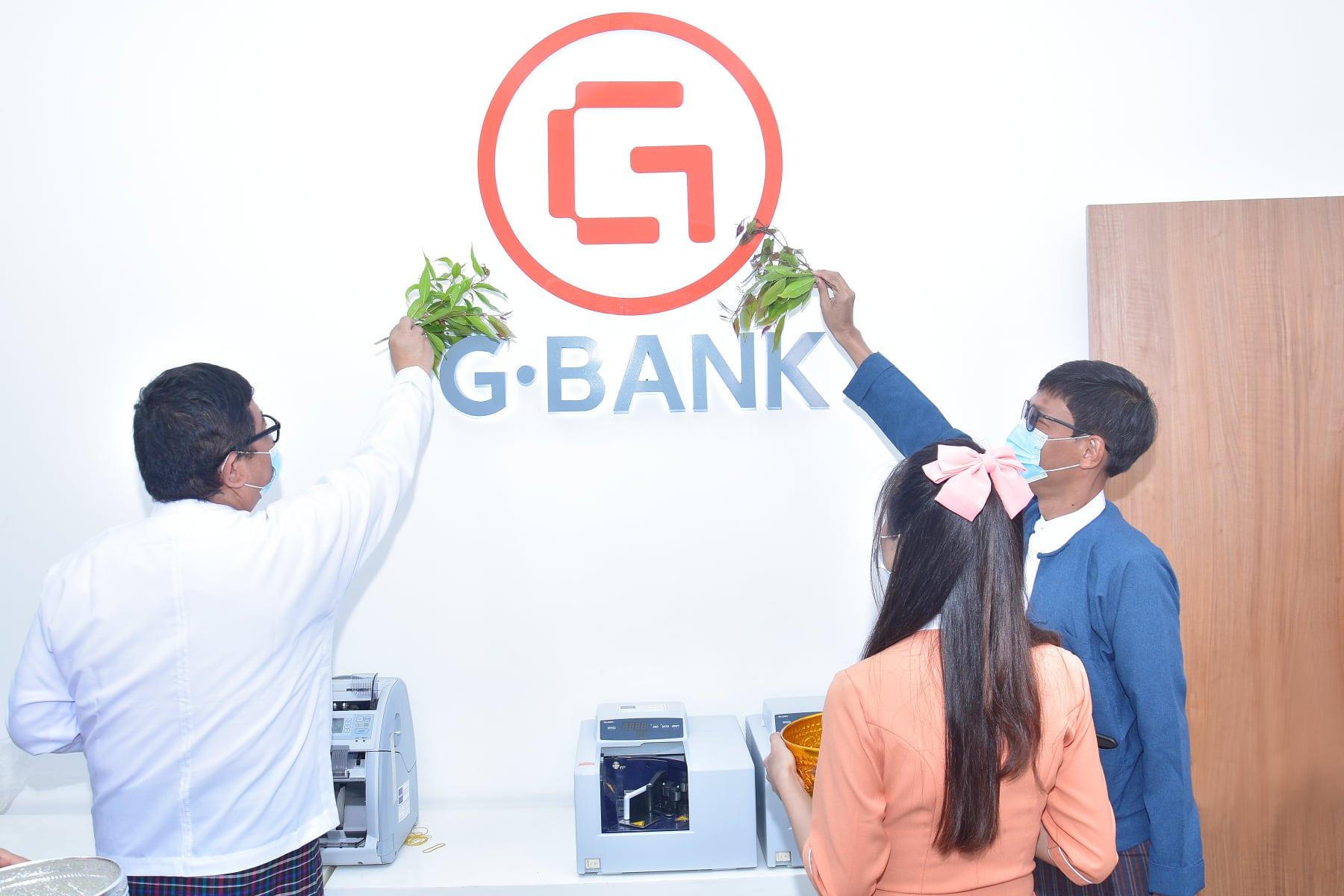 G Bank Myanmar